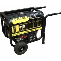 FIRMAN FPG7800 E2 - Однофазный бензиновый генератор (Фирман)